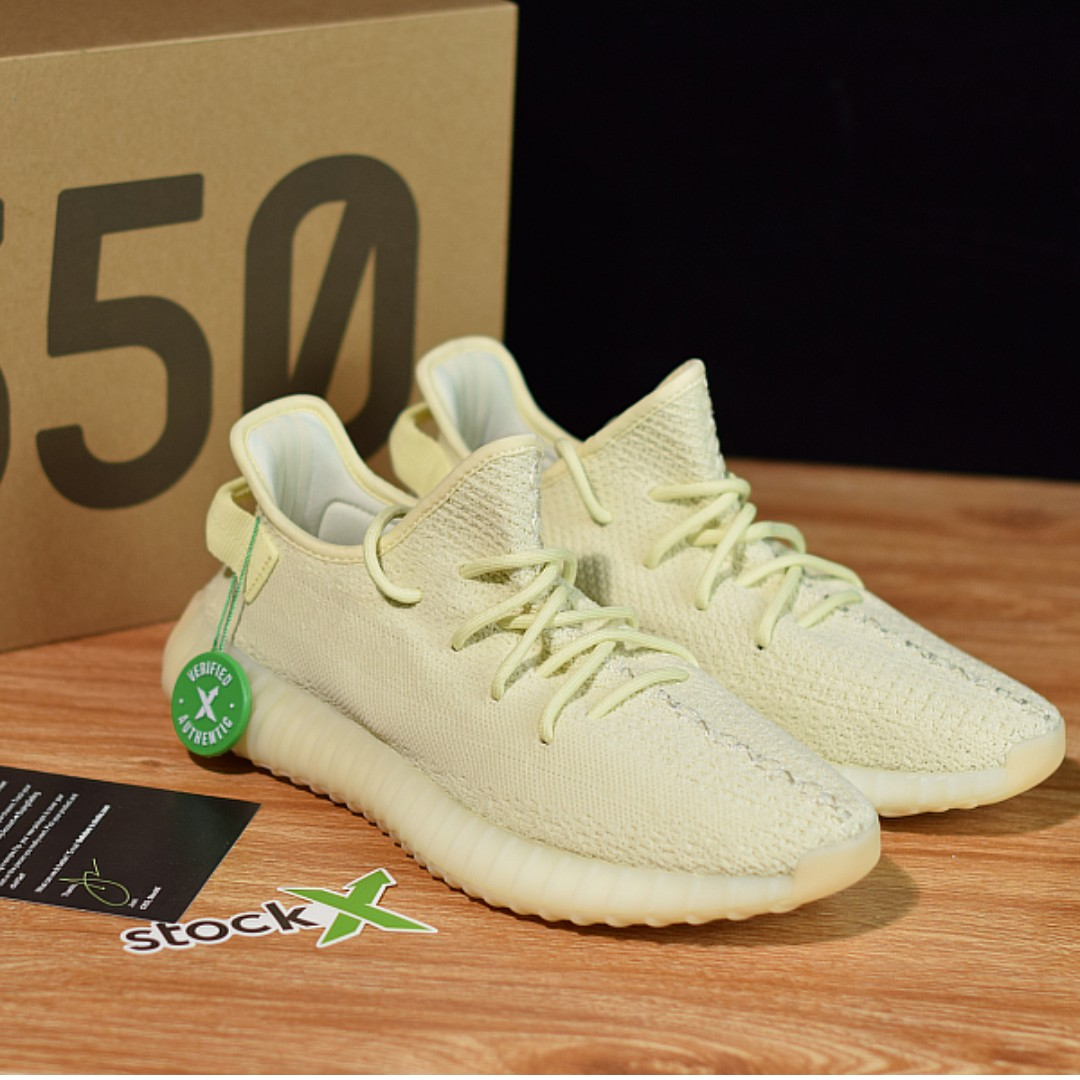 c964f354f Adidas Yeezy Boost 350 v2 Butter