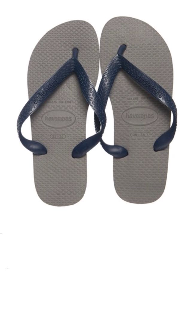 a2ae99846 Authentic Havaianas Steel Grey