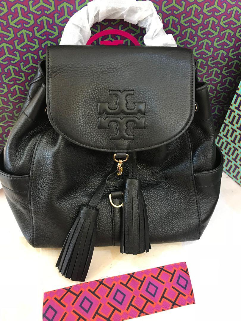 Authentic Tory Burch backpack CNY Sales