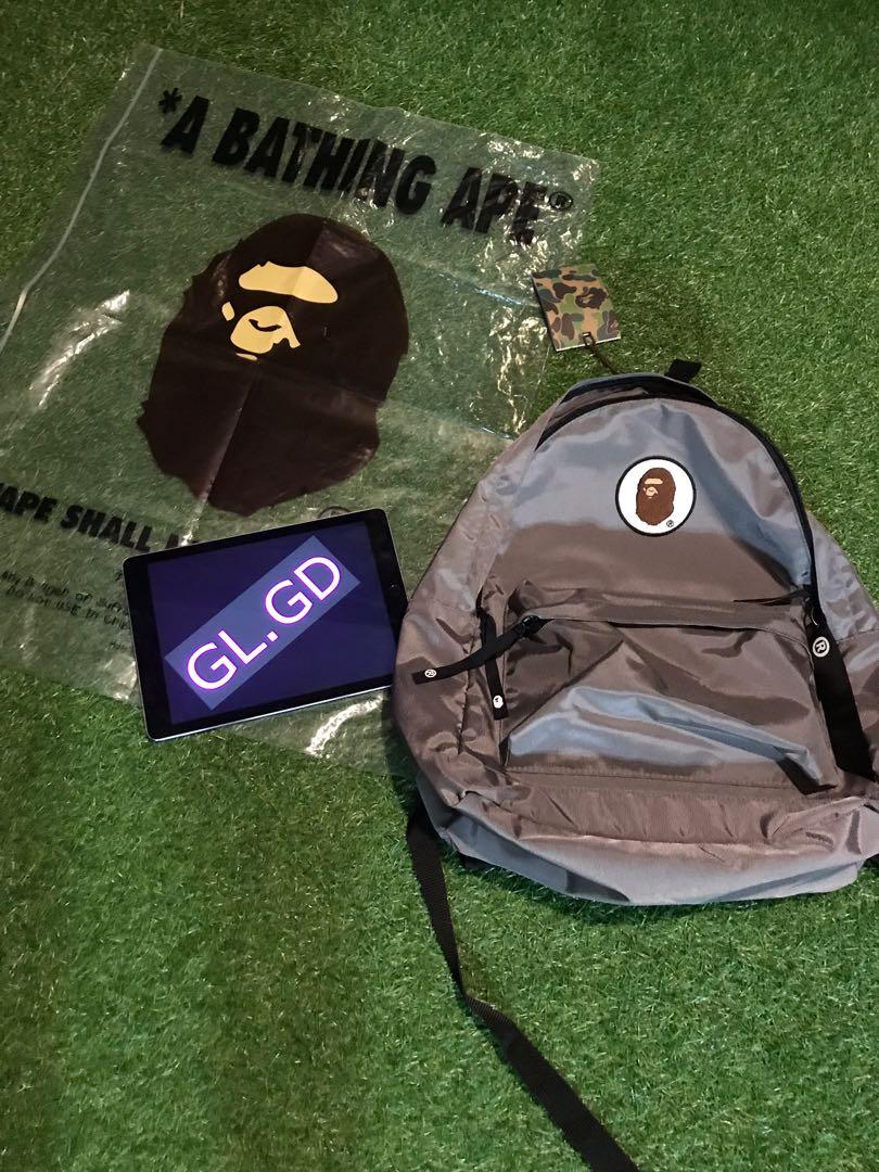 34956ac860c4e8 Bape 2019 Happy new year backpack