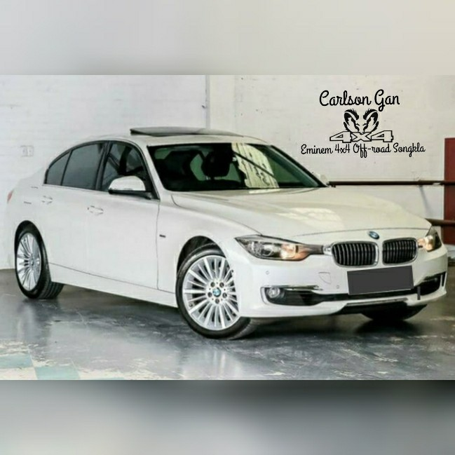 bmw 328i f30 2014 sunroof cars cars for sale on carousell rh my carousell com