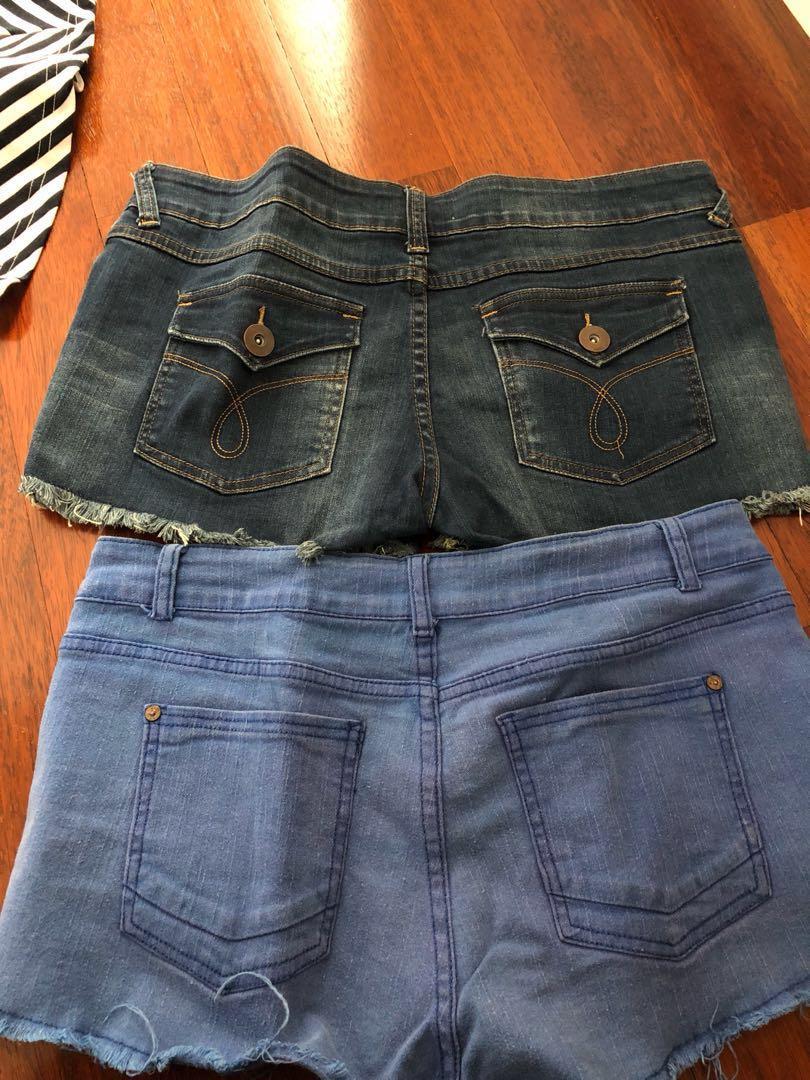Celana Jeans Pendek Cotton On