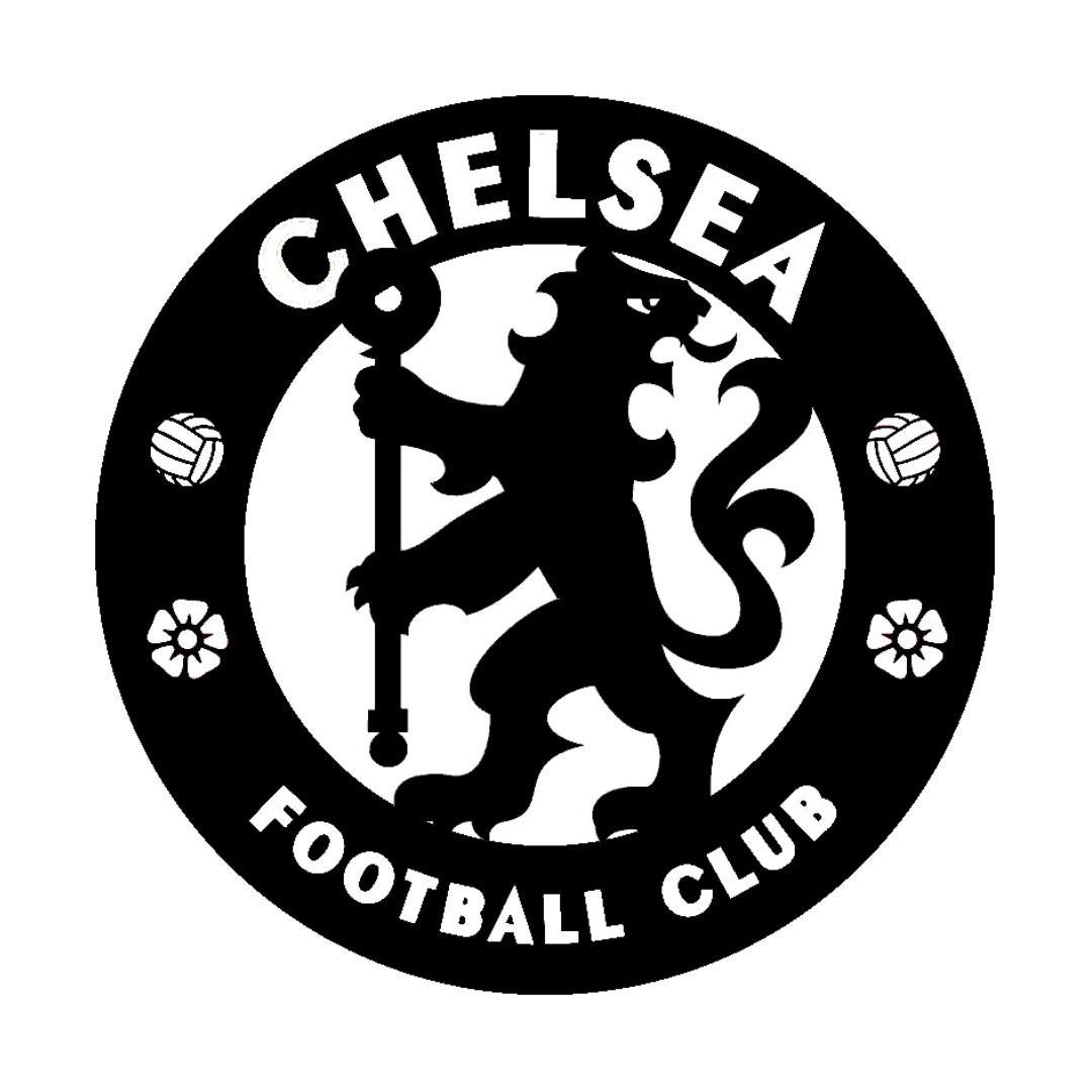 Chelsea Fc Club Logo Car Decal Sticker Vinyl Free