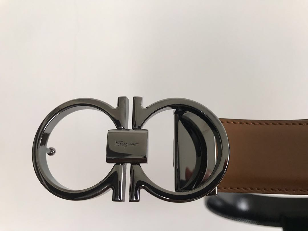 Ferragamo Belt -103cm long , Men's Fashion, Accessories