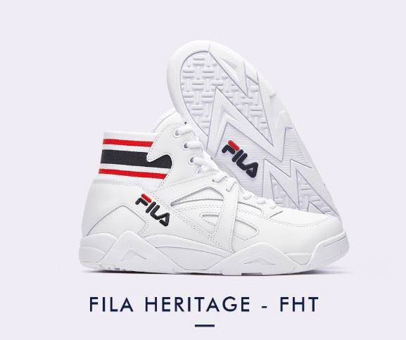 af1f50fd4177 FILA Heritage CAGE NS Sports Shoes