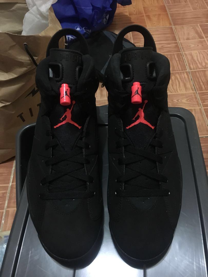 b36ed956f971cd Jordan 6 Black Infrared
