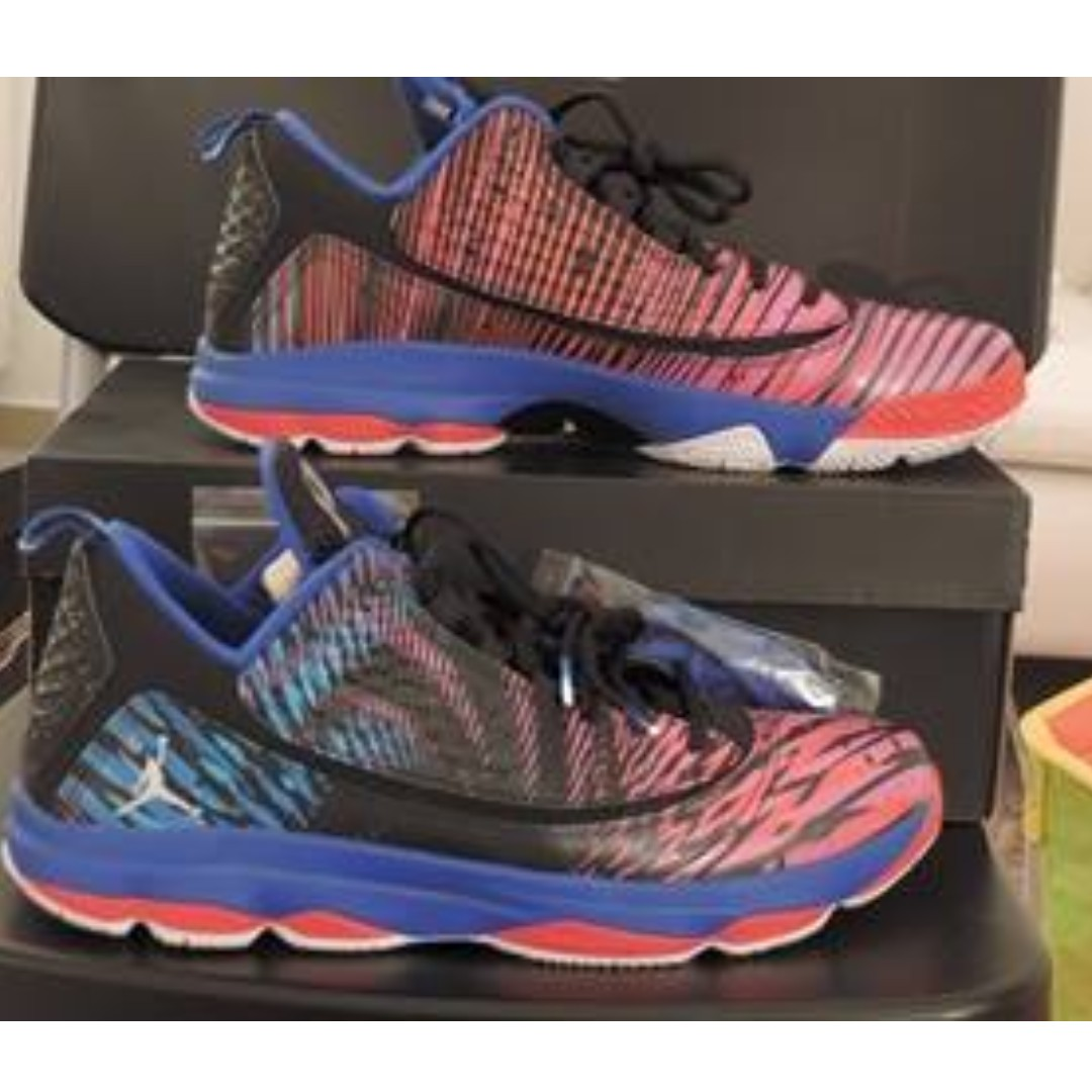 5f2a3cf1bc4 Jordan CP3 VI AE Supernova, Men's Fashion, Footwear, Sneakers on Carousell