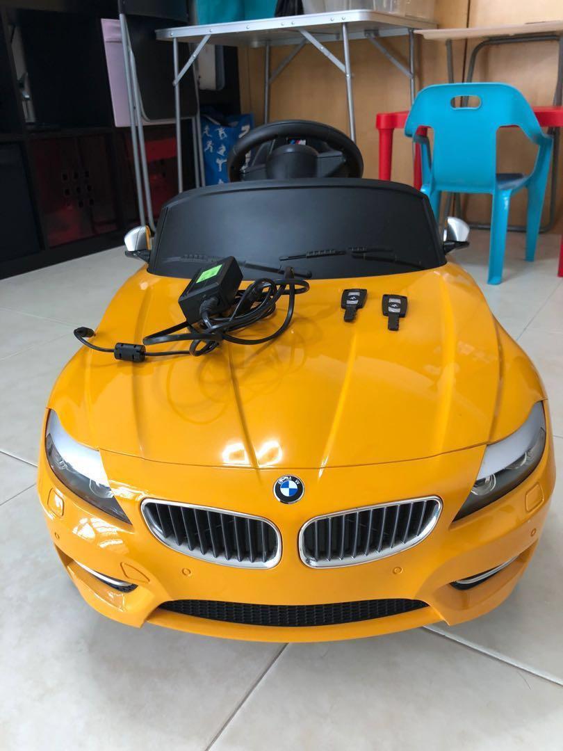 Kids Electric Car Bmw Z4 Non Remote