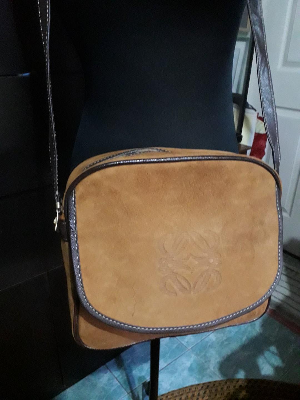 f5cd11d57b0 Loewe crossbody BAG, Luxury, Bags & Wallets on Carousell