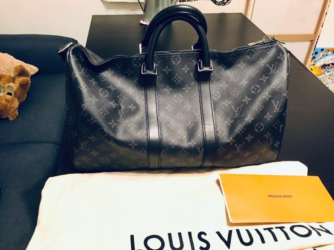 caea2a6dc3fb3 Louis Vuitton keepall 45 Bandouliere Monogram
