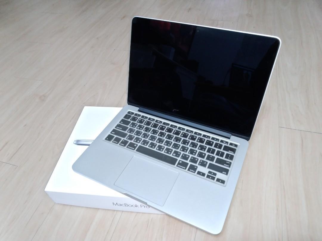 MacBook Pro(Retina,13 英吋,2015 年初)