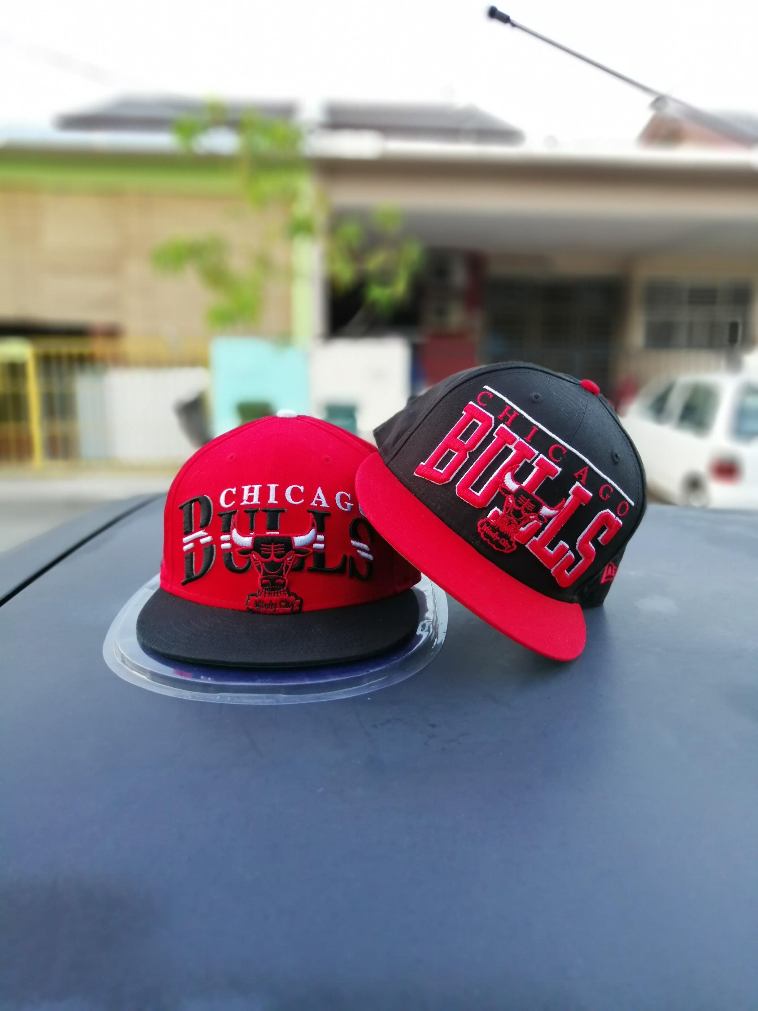 db44ef11267 New Era NBA Chicago Bulls Cap