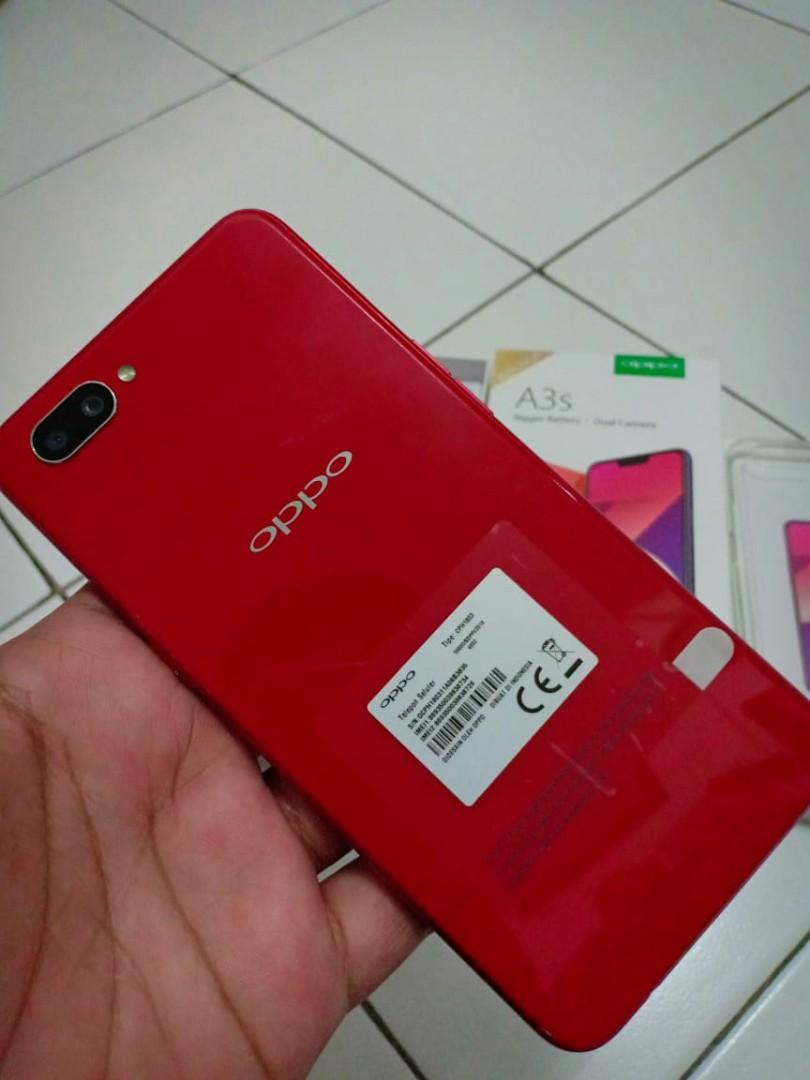 oppo A3s 3/32 fullset NET, Mobile Phones & Tablets, Android Phones ...
