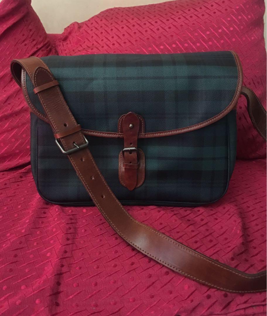 3eb8ec8a56 Original Preloved Polo Ralph Lauren Crossbody Bag
