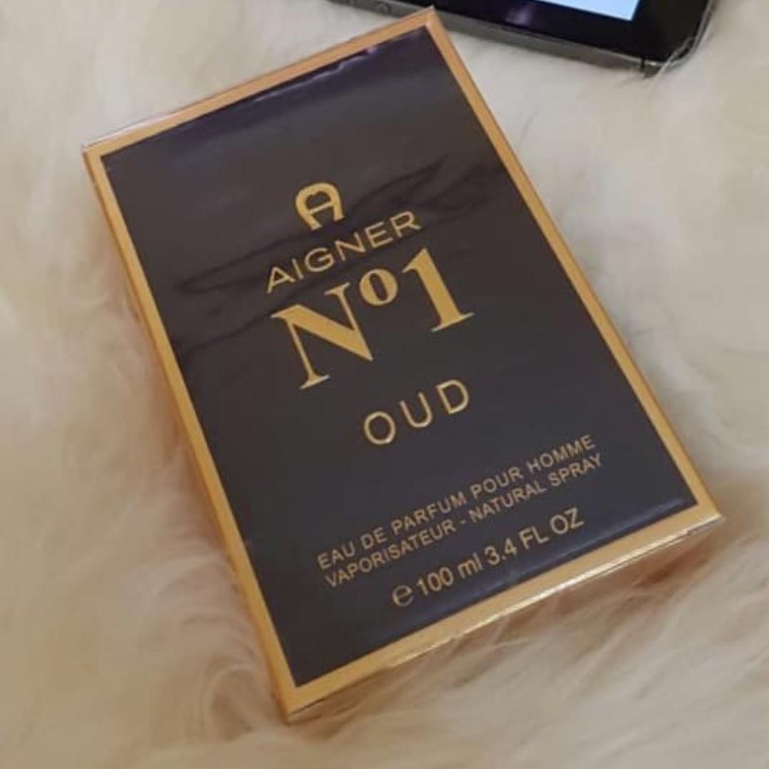 weltweit bekannt Online-Verkauf San Francisco PARFUM ORIGINAL 100% box + segel AIGNER No 1, Health ...