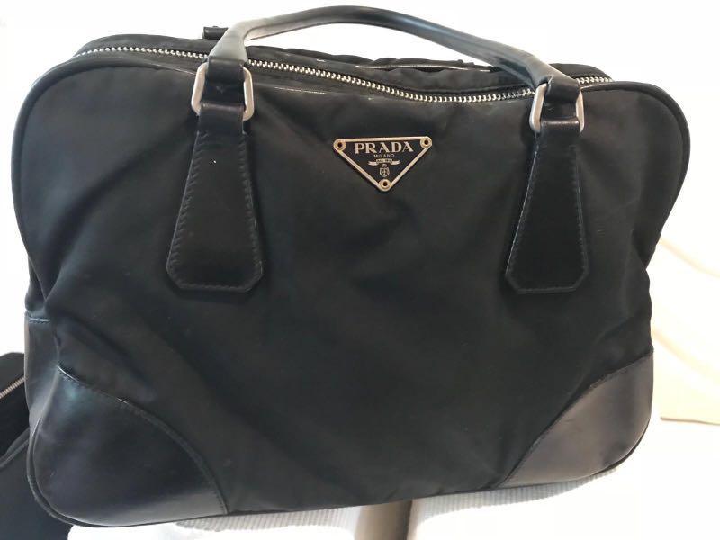 Prada Handbag authentic preloved bag