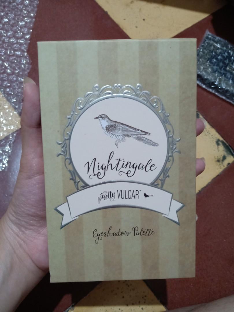 Pretty Vulgar - Nightingale