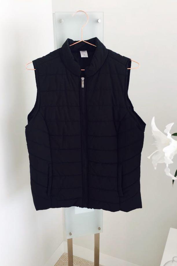 Puffer vest SizeL