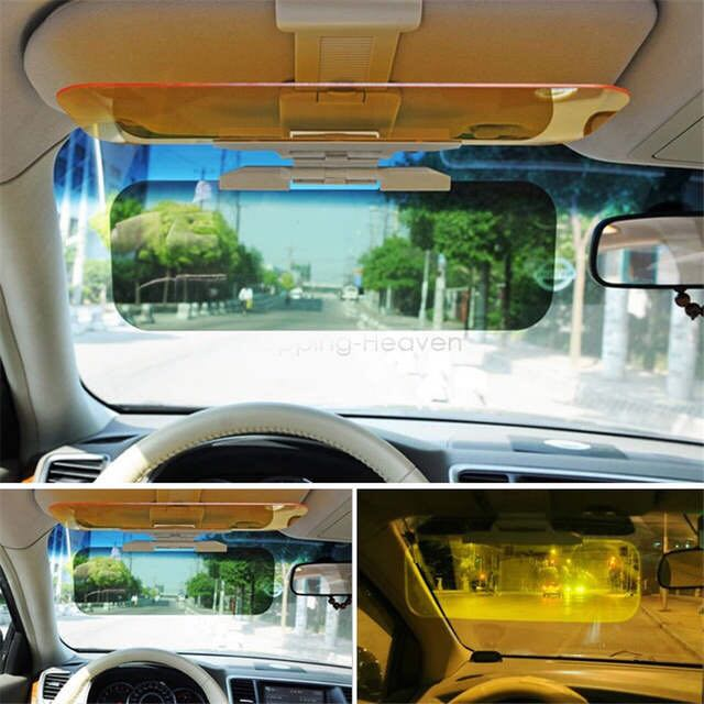 R. Sun insulation day and night visor hd car interior mirror ... 73ee55cf1e2