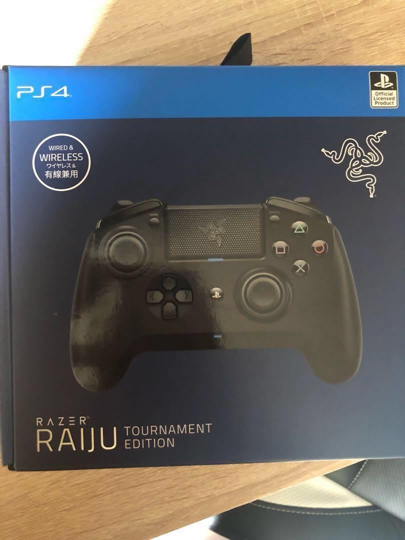 Razer Raiju Tournament Edition ps4 version, Electronics
