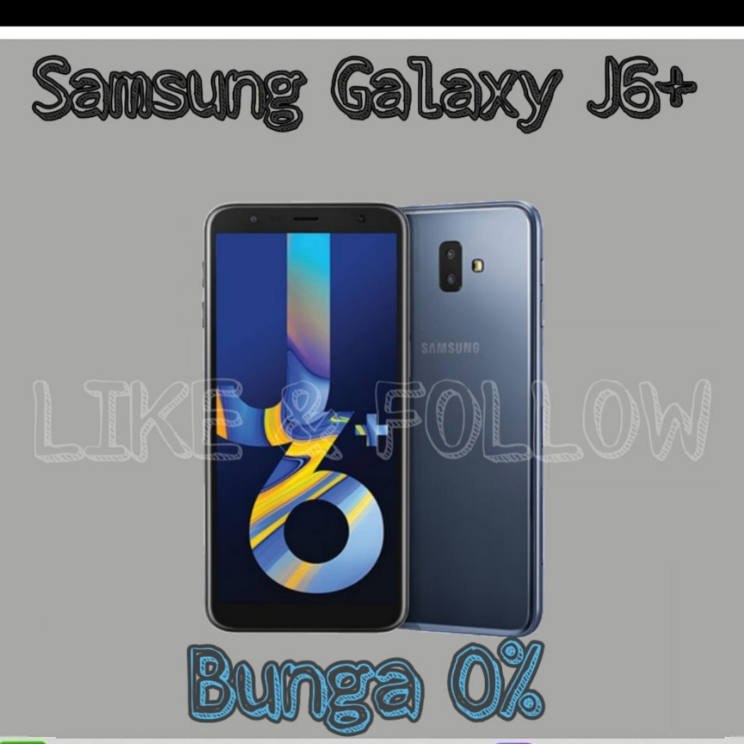 Samsung Galaxy J6 Mobile Phones Tablets Android