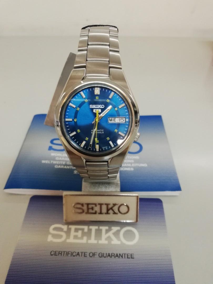 new styles 3dd1a 28097 Seiko 5 SNK615K1 like Citizen Orient Rado Tissot Omega ...
