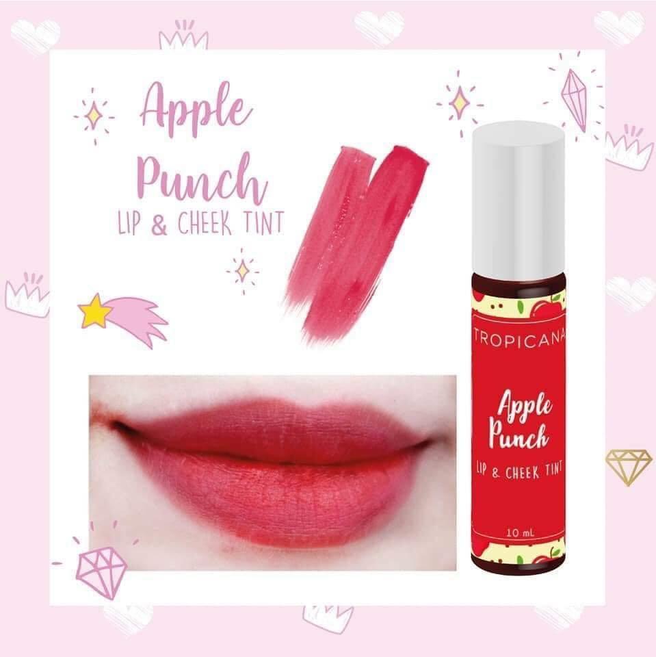 Tropicana Lip and Cheek Tint