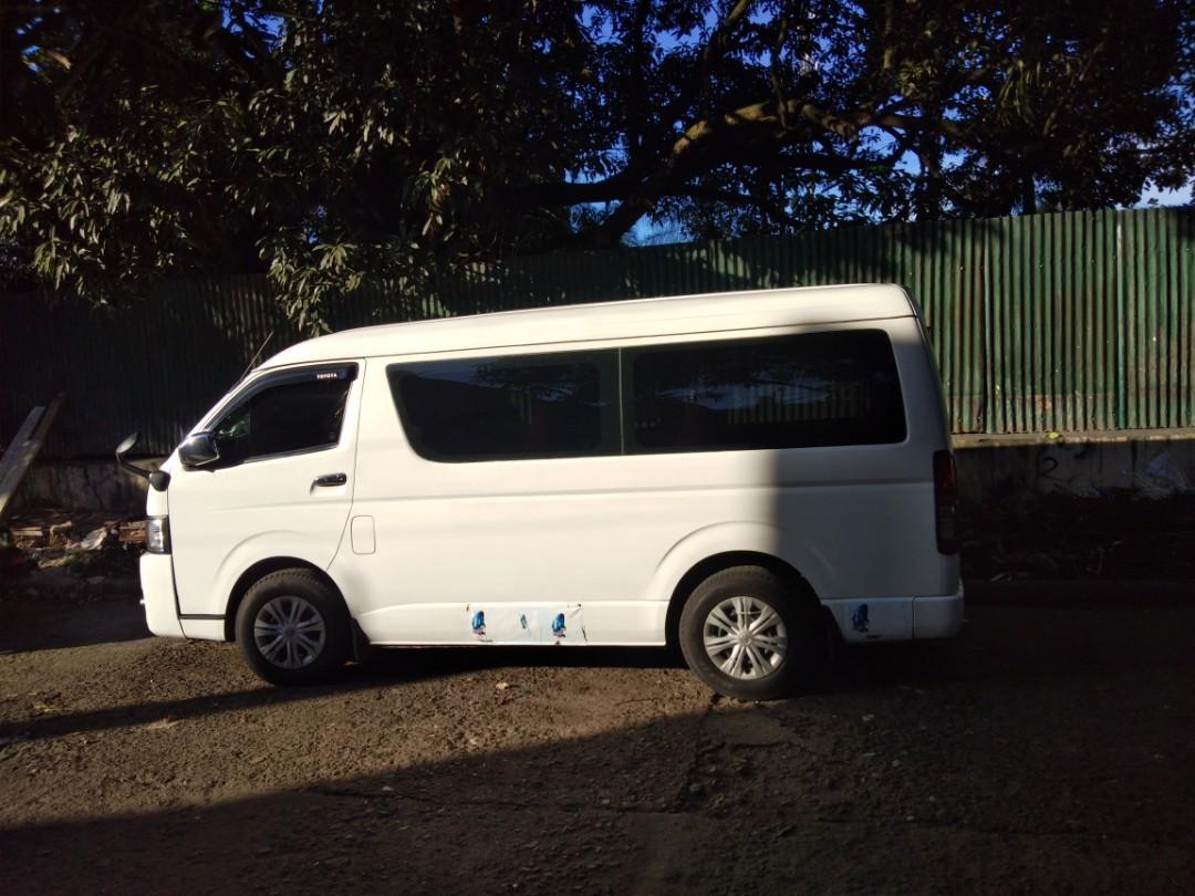 Van rentals,.call,txt or pms,.09395397642/09554629634