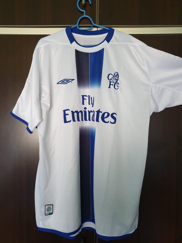 best website 5789a d9580 Vintage Chelsea FC jersey