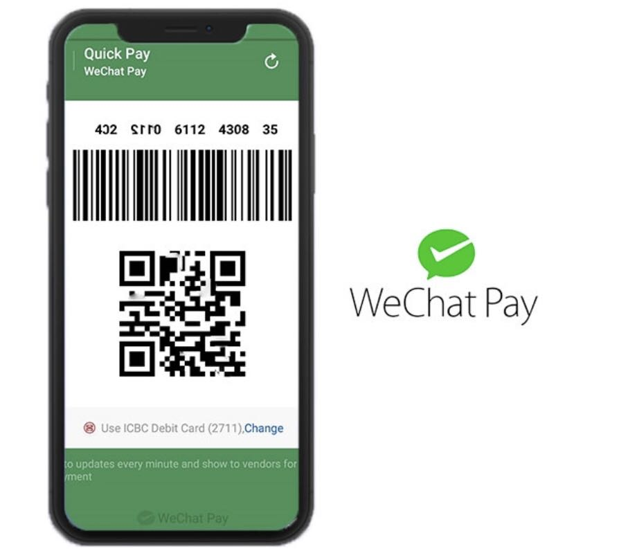 Wechat top up