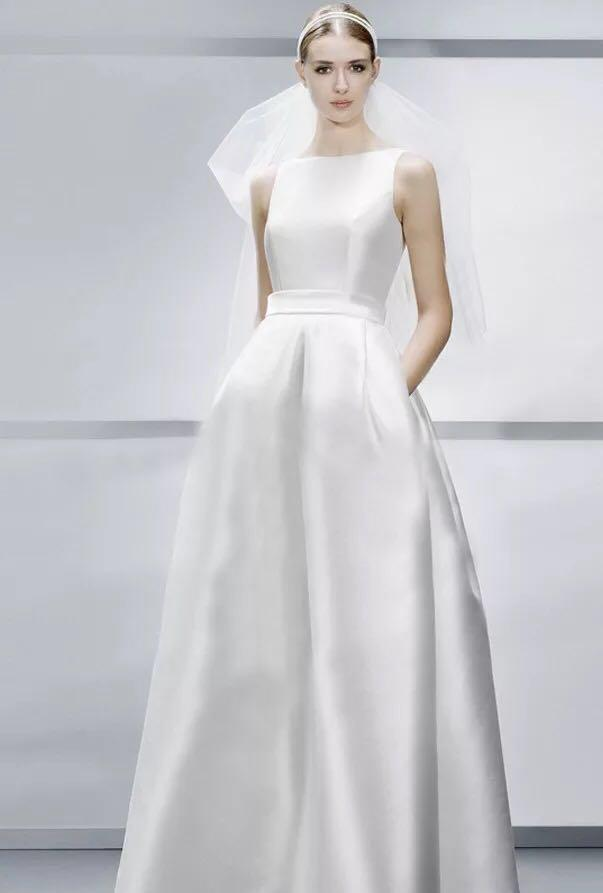 Wedding dress/ evening dress/ prom dress/ cocktail dress