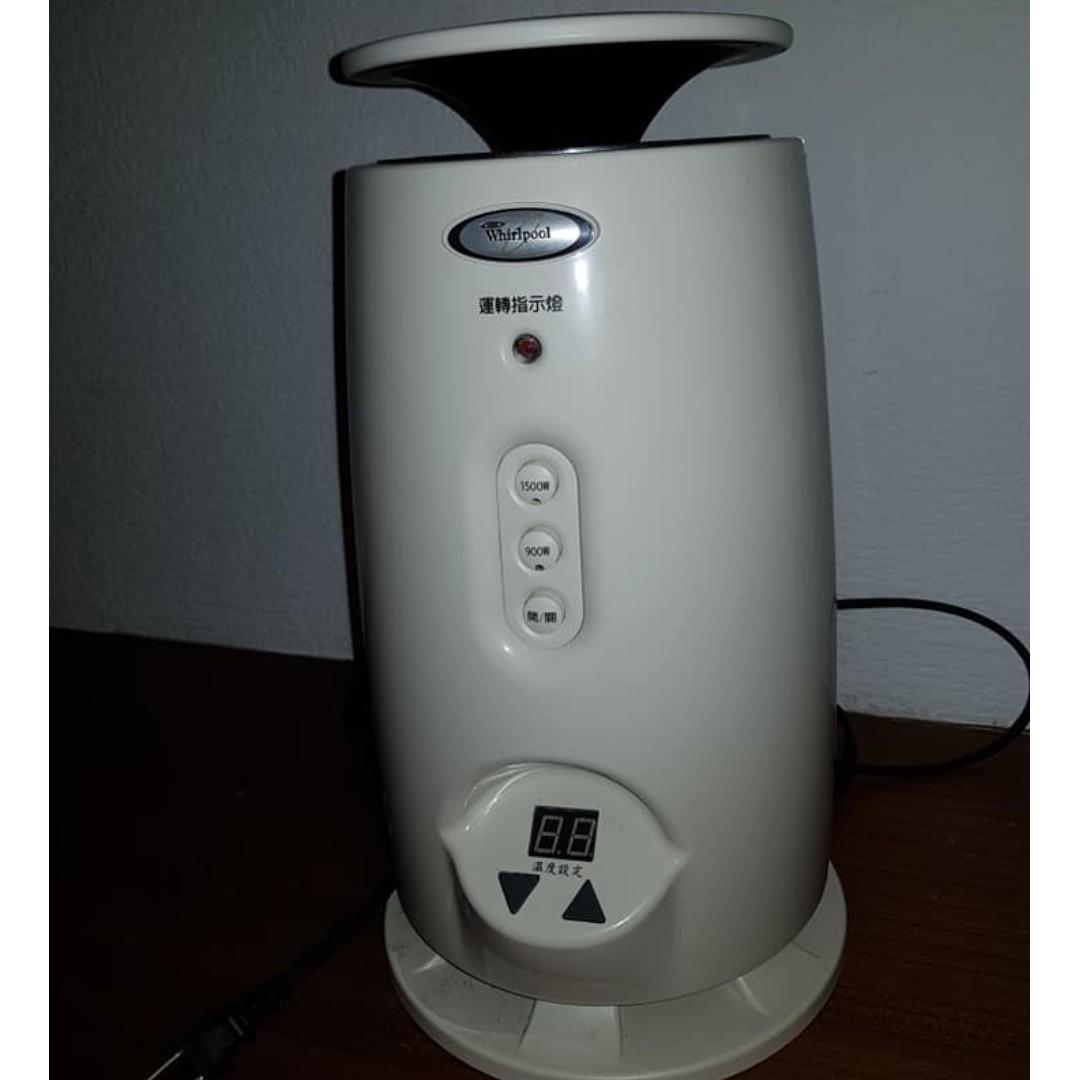Whirlpool TR361D ceramic heater - FREE shipping!