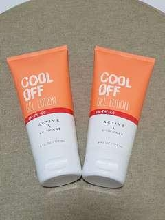 Bath and Body Works Cool Off Gel Lotion