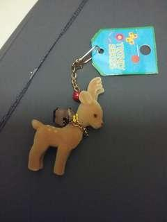 Deer Japan keychain