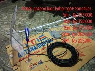 Paket antena TV digital titis tt1000
