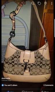 Coach Handbag 95%new