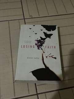 Losing Faith by Denise Jaden
