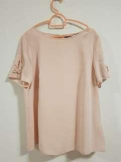 Dorothy Perkins Soft Pink Blouse