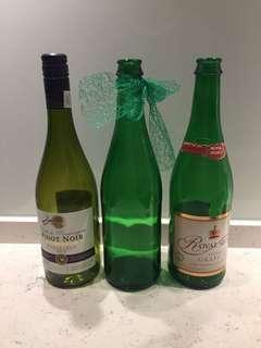 🚚 Empty Wine Bottles Light Lamp Bottles