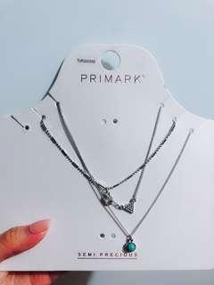 Primark set 三條頸鏈!