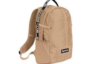 Supreme Backpack [Hermes LV Balenciaga Gucci Givency Chanel Stussy Nike Adidas]
