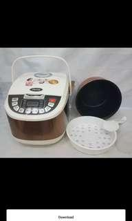 Rice Cooker 8 in 1