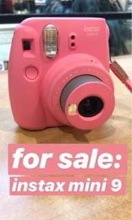 SALE INSTAX 9 FREE 10 FILM