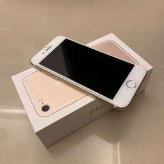 iPhone 7 128G 女用機(金)
