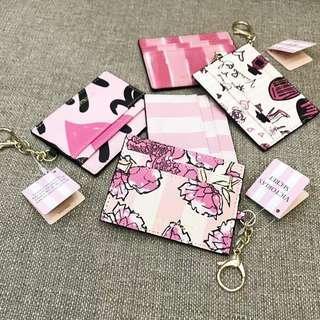 Victoria's secret card holder