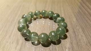 🚚 Green phantom bracelet 绿幽灵手链