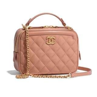 Authentic Chanel Vanity Case Preorder