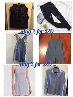 Summer SALE✨ Any 2 for $20