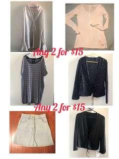 Summer SALE✨ Any 2 for $15