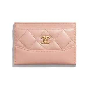 Authentic Chanel Card Holder Preorder
